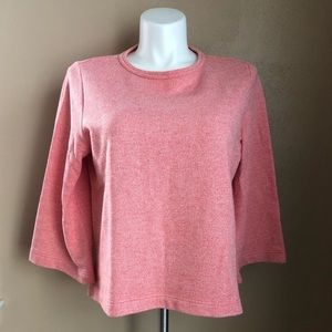 Lou & Grey Coral Cotton Sweater